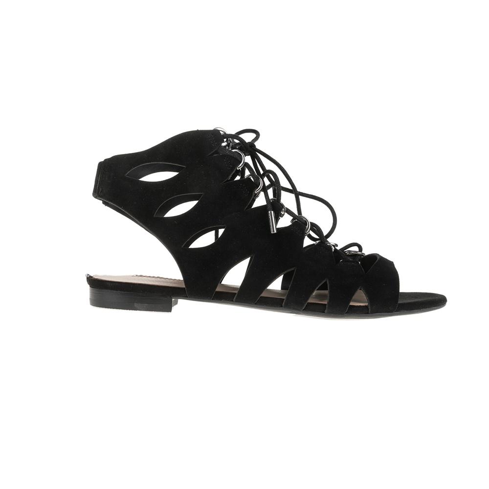 e174a949485 GUESS – Γυναικεία σανδάλια Guess μαύρα. Factory Outlet