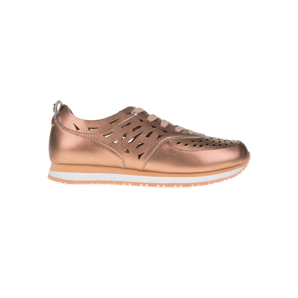 GUESS – Γυναικεία sneakers GUESS μπρονζέ