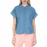 91961397faf0 Γυναικείο πουκάμισο Calvin Klein Jeans σιέλ (1401096.0-0033 ...
