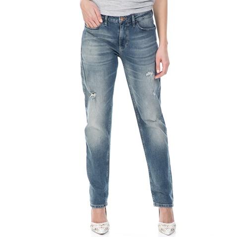 03251c6fe5f6 Γυναικείο slim boyfriend τζιν παντελόνι Calvin Klein Jeans μπλε  (1523646.0-00j4)