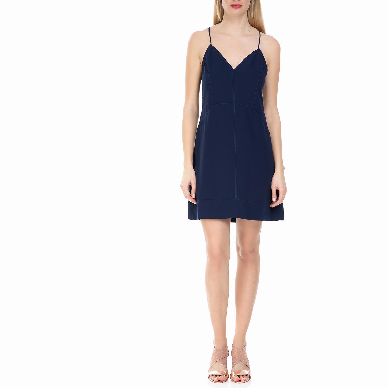 CALVIN KLEIN JEANS - Γυναικείο μίνι φόρεμα DAVINA FITTED STRAPPY Calvin Klein Je γυναικεία ρούχα φορέματα μίνι
