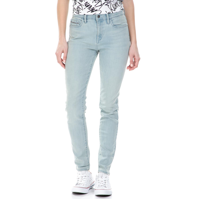 CALVIN KLEIN JEANS - Γυναικείο high rise skinny τζιν παντελόνι Calvin Klein Jean γυναικεία ρούχα τζίν skinny