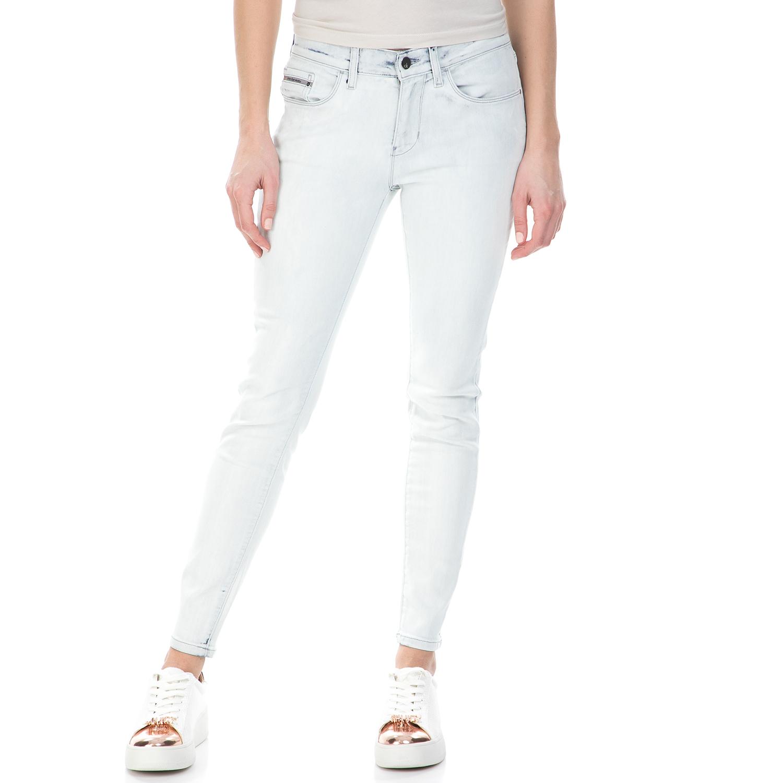 CALVIN KLEIN JEANS - Γυναικείο mid rise skinny ankle τζιν παντελόνι Calvin Klein γυναικεία ρούχα τζίν skinny