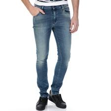 CALVIN KLEIN JEANS-Ανδρικό τζιν παντελόνι Calvin Klein Jeans μπλε