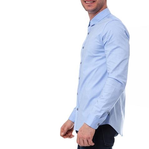 449b9c7609 Ανδρικό πουκάμισο Calvin Klein Jeans μπλε (1523891.0-1800)