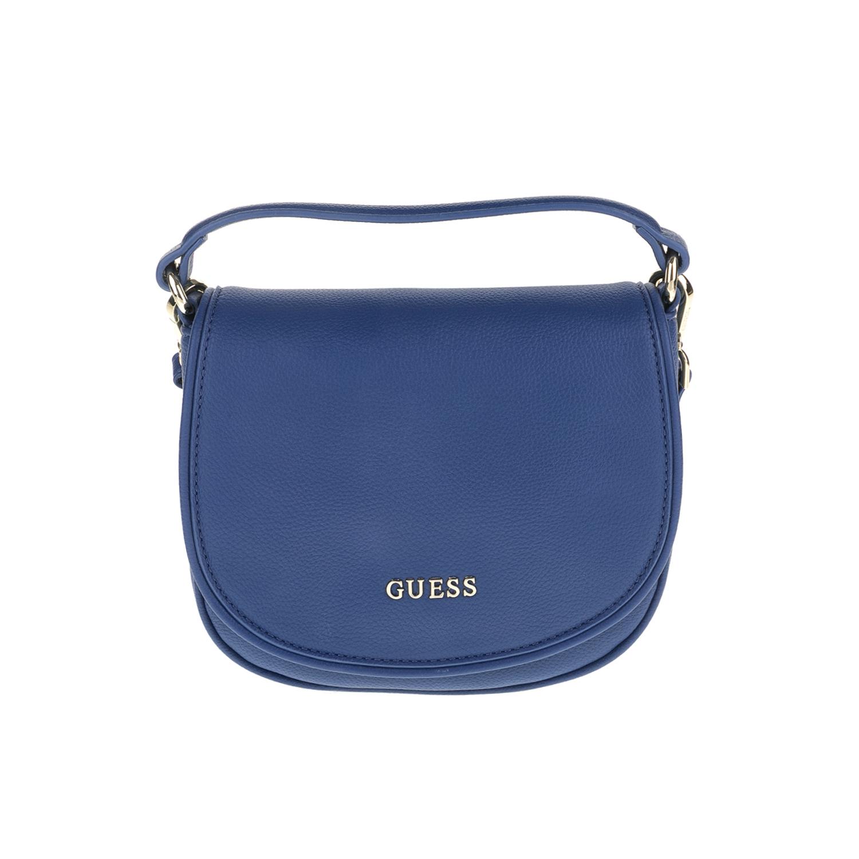 GUESS – Γυναικεία τσάντα GUESS SUN DRAWSTRING μπλε 1525808.0-E258