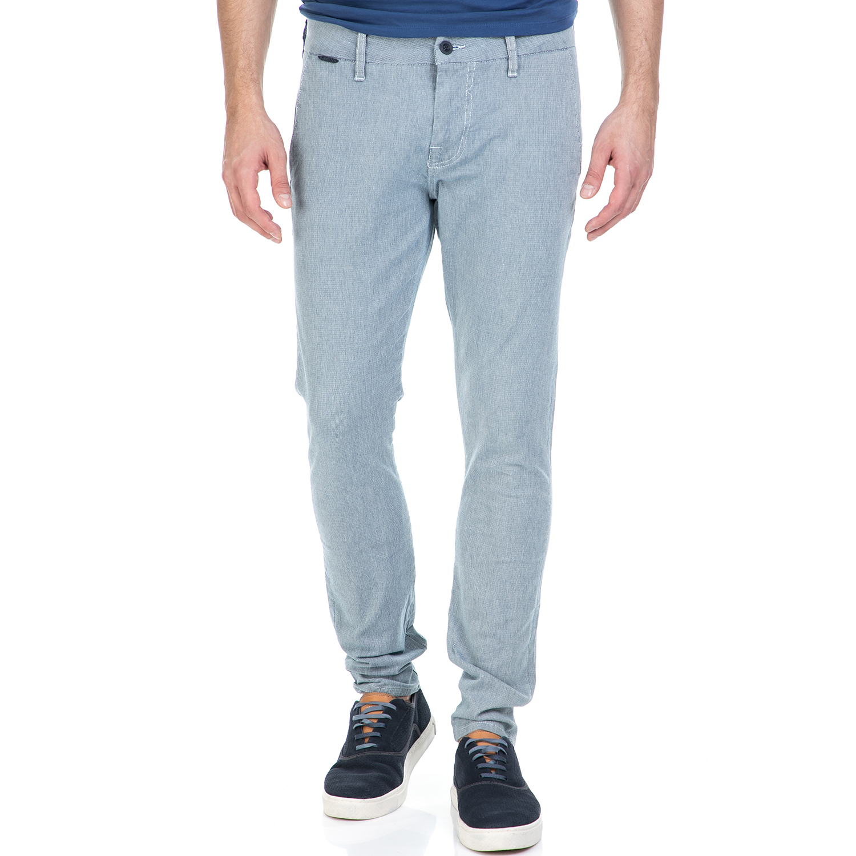 GUESS - Ανδρικό παντελόνι GUESS γαλάζιο 137e2f8d65b