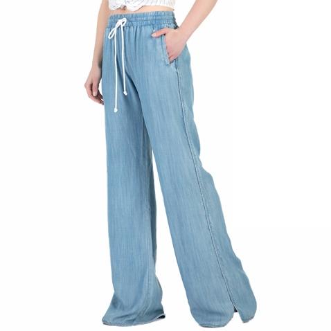 Γυναικεία τζιν παντελόνα με κορδόνι Guess PALAZZO μπλε (1528178.0 ... 749cc89c9de