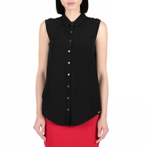 956c1d8b7e8d Γυναικείο αμάνικο πουκάμισο GUESS μαύρο (1528267.0-0071)
