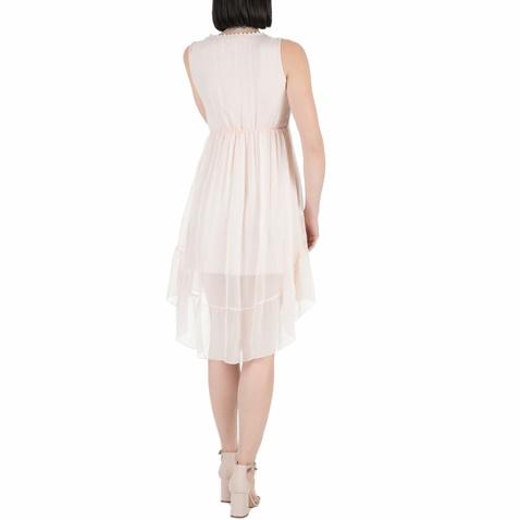 Γυναικείο μίνι φόρεμα Guess ELECTRA ροζ (1528332.0-00y1)  98bab1305ba