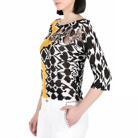 e7284b1f1411 Γυναικεία μακρυμάνικη μπλούζα GUESS με μοτίβο (1528416.0-0047 ...