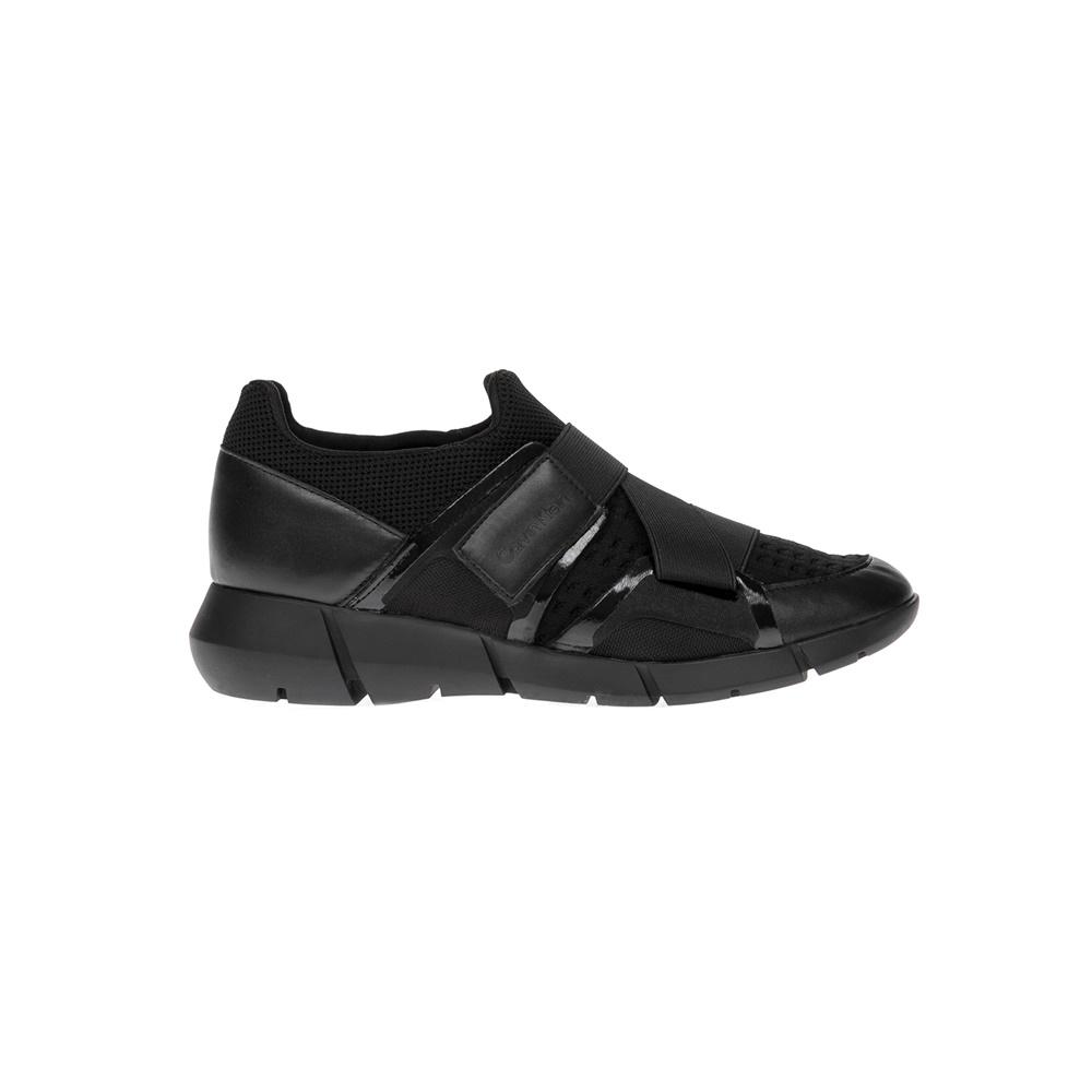 CALVIN KLEIN JEANS – Γυναικεία παπούτσια CALVIN KLEIN JEANS μαύρα
