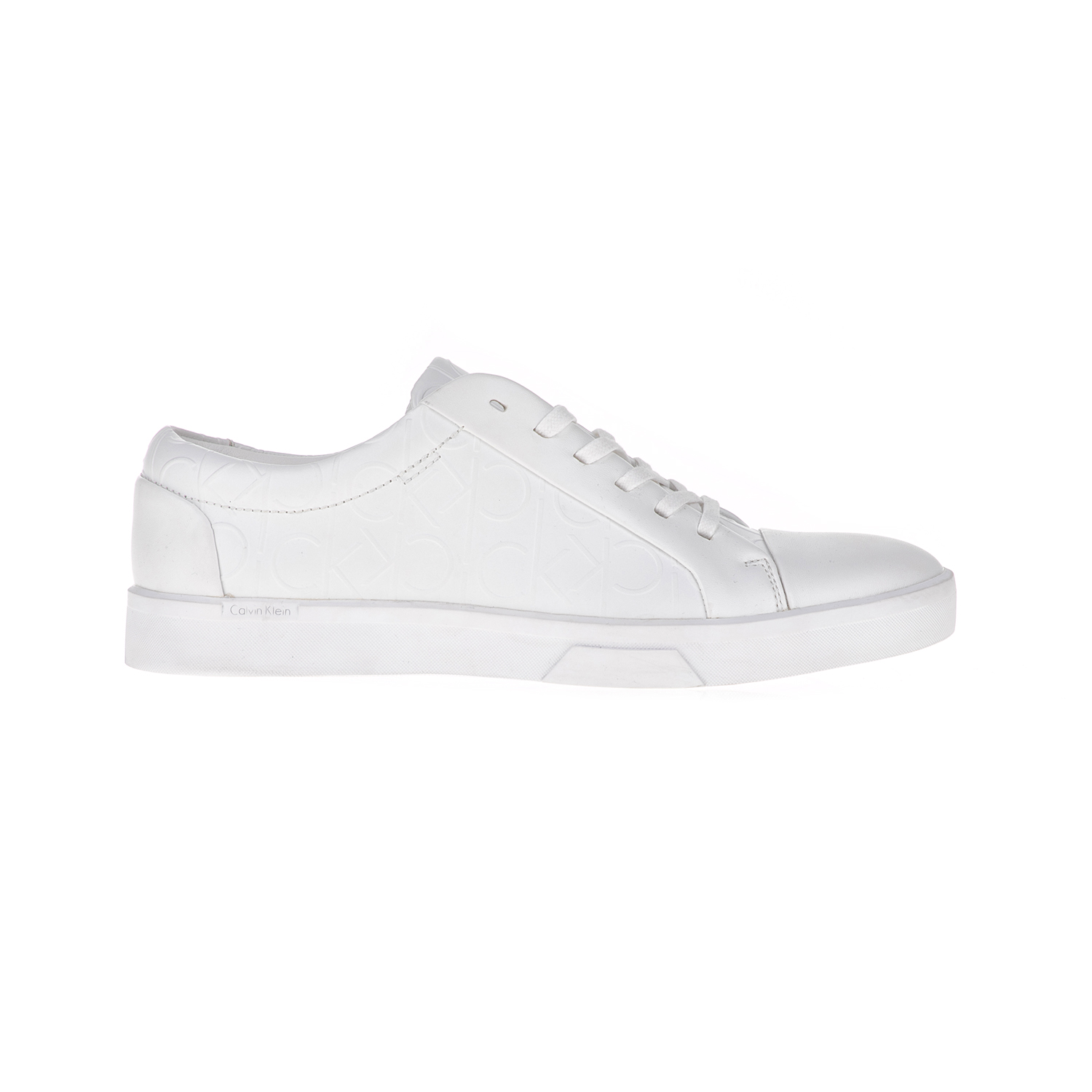 bdd4272f49b -40% Factory Outlet CALVIN KLEIN JEANS – Ανδρικά sneakers IGOR λευκά