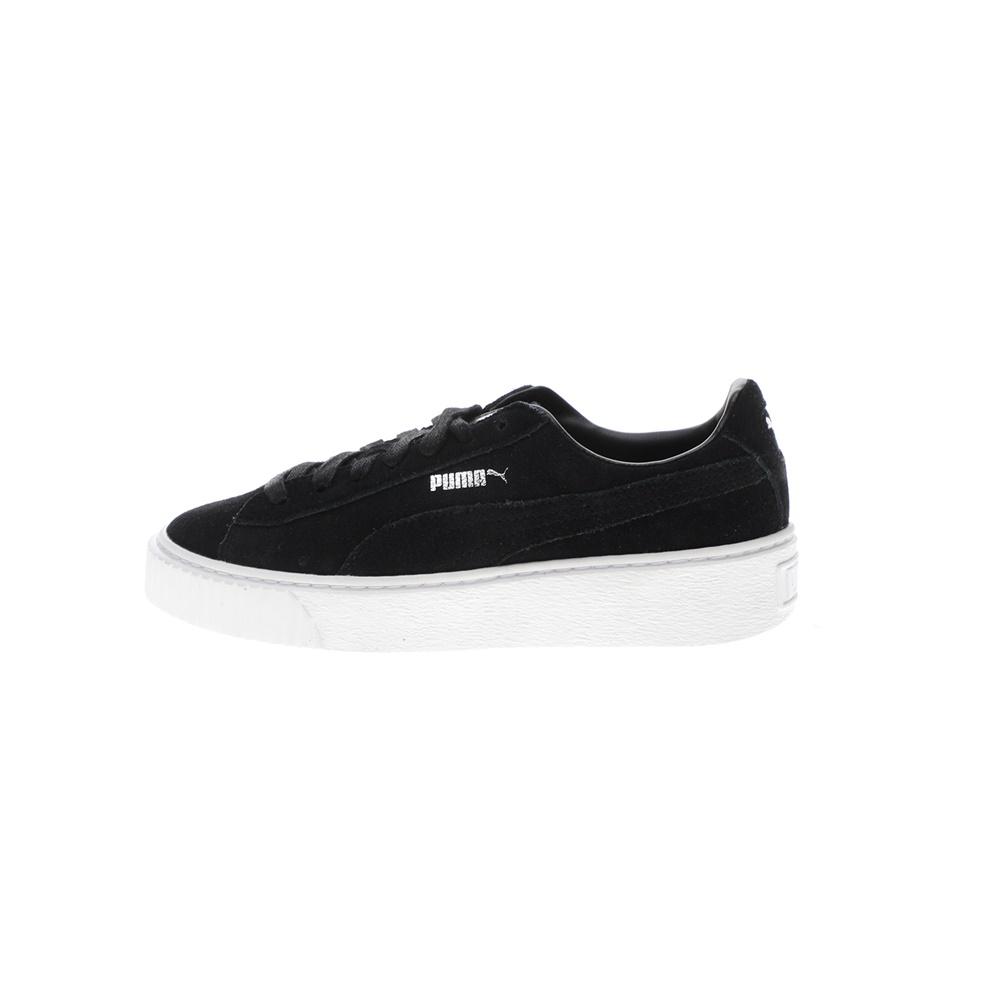 PUMA – Γυναικεία sneakers PUMA PLATFORM μαύρα