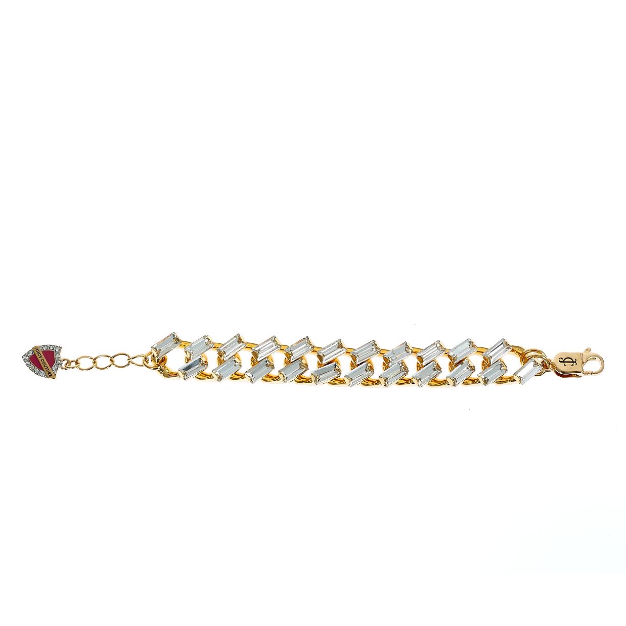 JUICY COUTURE - Γυναικείο βραχιόλι Juicy Couture γυναικεία αξεσουάρ κοσμήματα βραχιόλια
