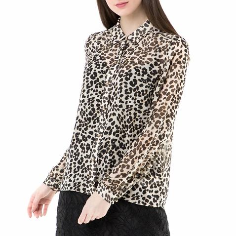 Γυναικείο πουκάμισο chateau leopard shirting Juicy Couture (1532655.0-71mm)   3a7fd9dc8f1