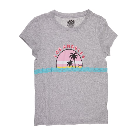 85aeb22afcd Παιδική μπλούζα JUICY COUTURE KIDS γκρι (1532792.0-0088) | Factory Outlet