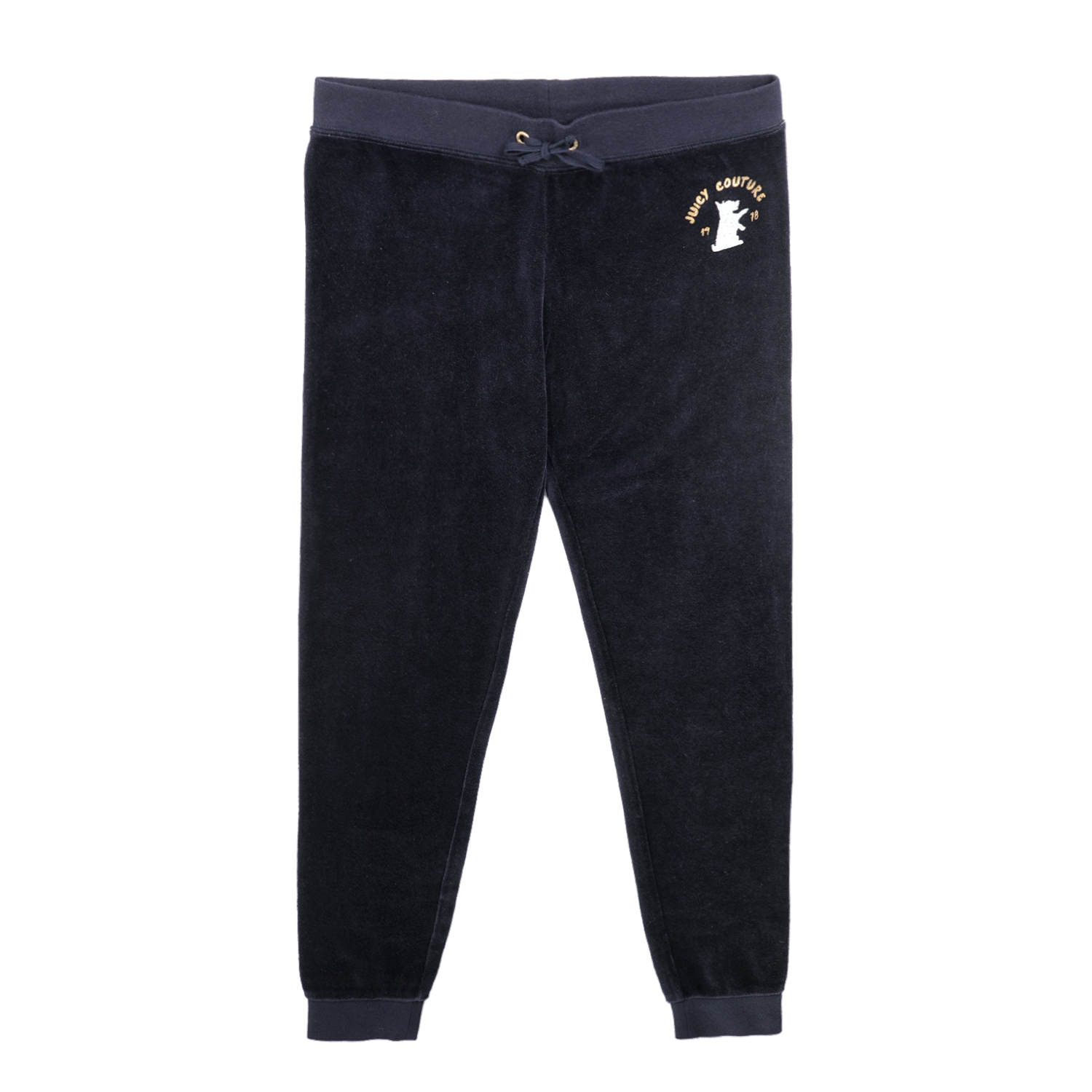 JUICY COUTURE KIDS - Κοριτσίστικο παντελόνι φόρμας JUICY COUTURE WORLD FAMOUS ZU παιδικά girls ρούχα παντελόνια