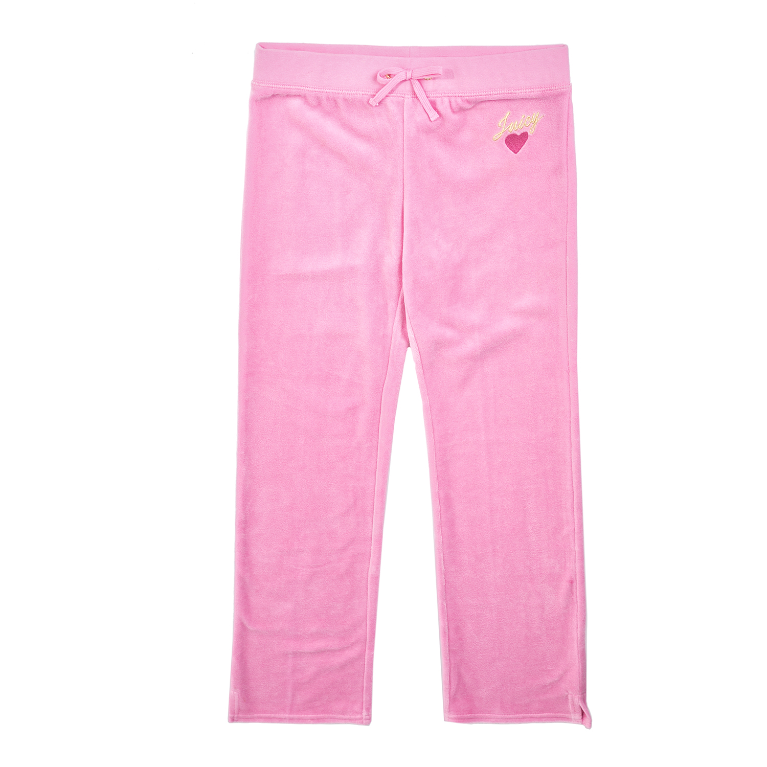 f366de8fe3e Juicy Couture Kids - Κοριτσίστικο Παντελόνι Φόρμας Juicy Couture Heart  Expressions Ροζ. Factory Outlet