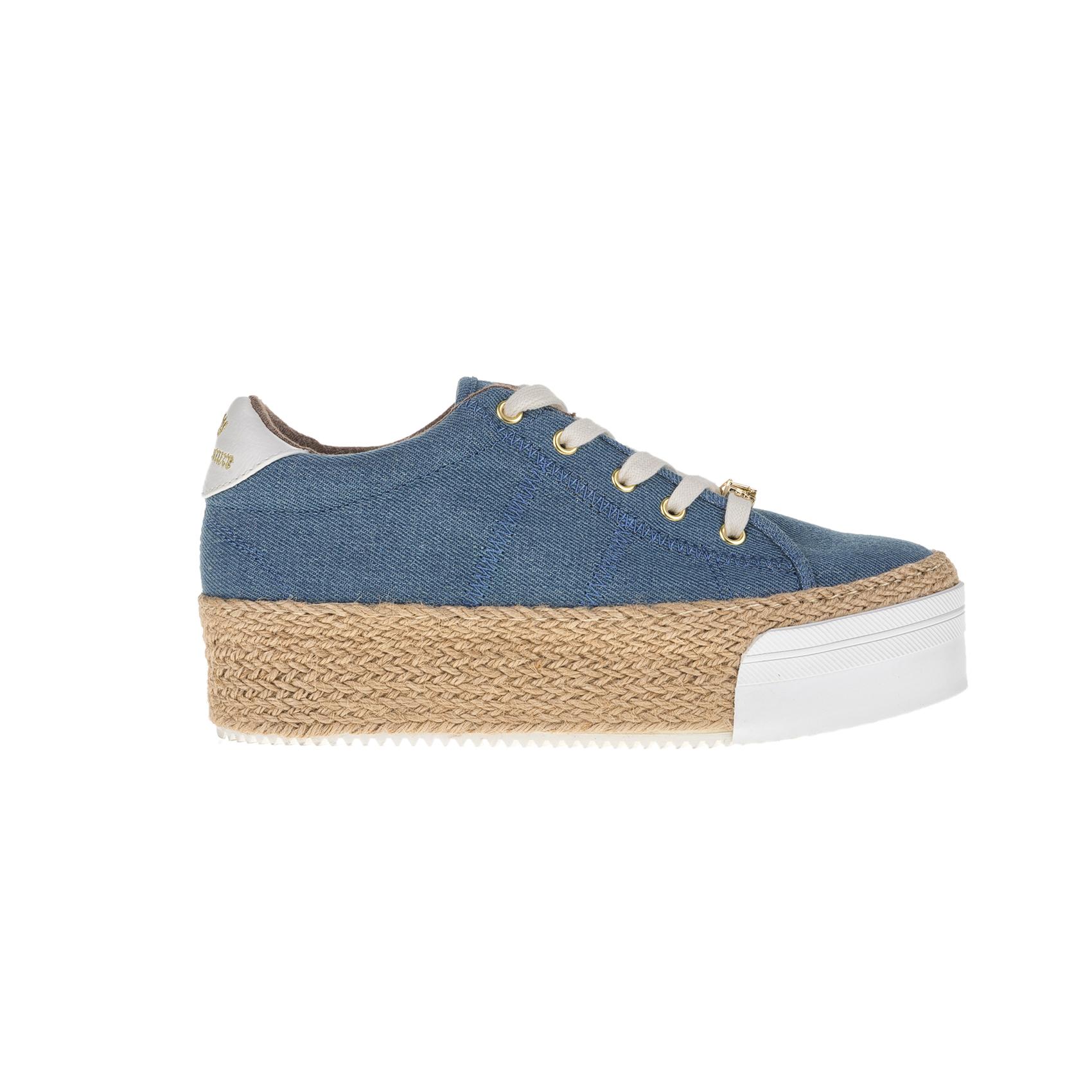 JUICY COUTURE – Γυναικεία παπούτσια JUICY COUTURE BLAINNNE μπλε