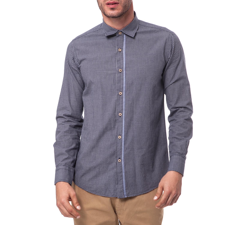 DORS - Ανδρικό πουκάμισο Dors μπλε