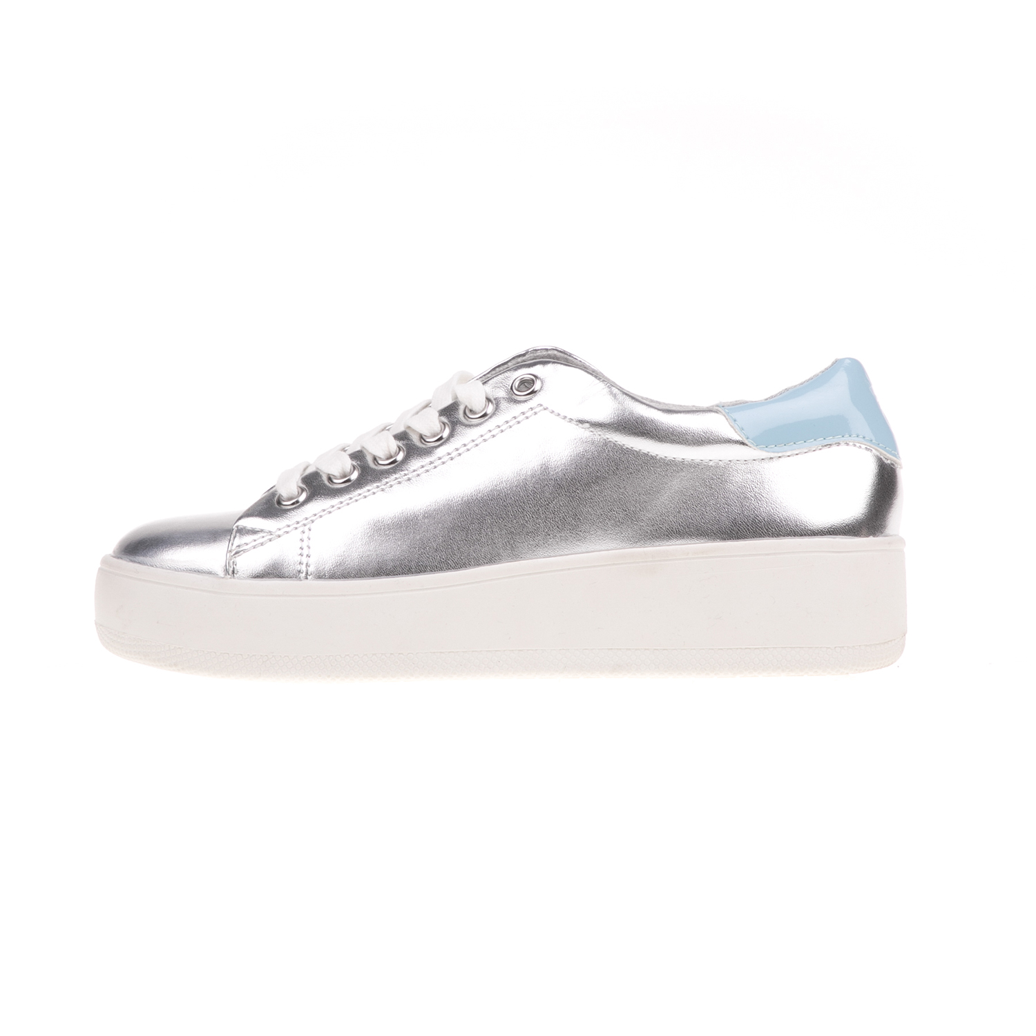 JUICY COUTURE – Γυναικεία sneakers BELLONAA JUICY COUTURE ασημί