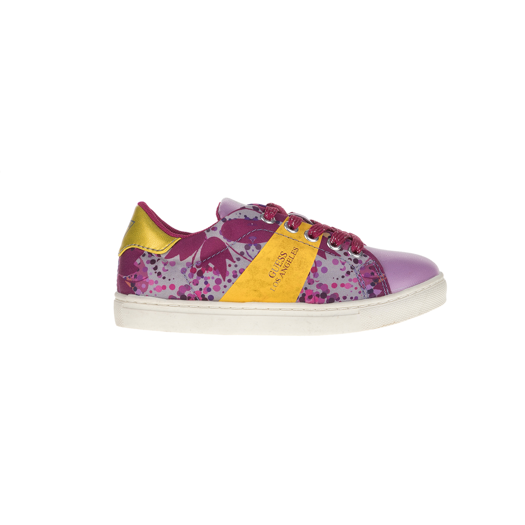 GUESS KIDS – Κοριτσίστικα sneakers GUESS KIDS μοβ