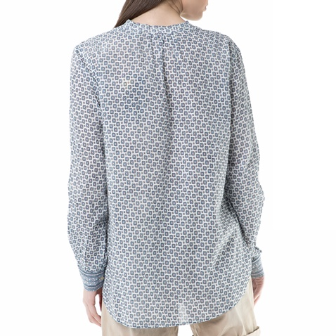 7ff4682c79ce Γυναικείο μακρυμάνικο πουκάμισο SCOTCH   SODA με μοτίβο (1533804.0 ...