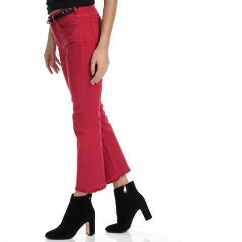 MAISON SCOTCH-Γυναικείο τζιν παντελόνι New 'Bowie MAISON SCOTCH κόκκινο