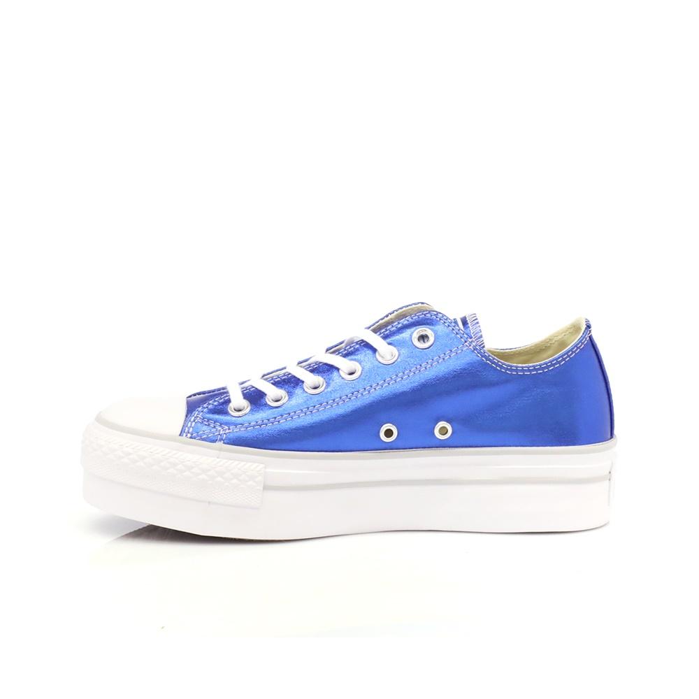 CONVERSE – Γυναικεία παπούτσια Chuck Taylor μπλε