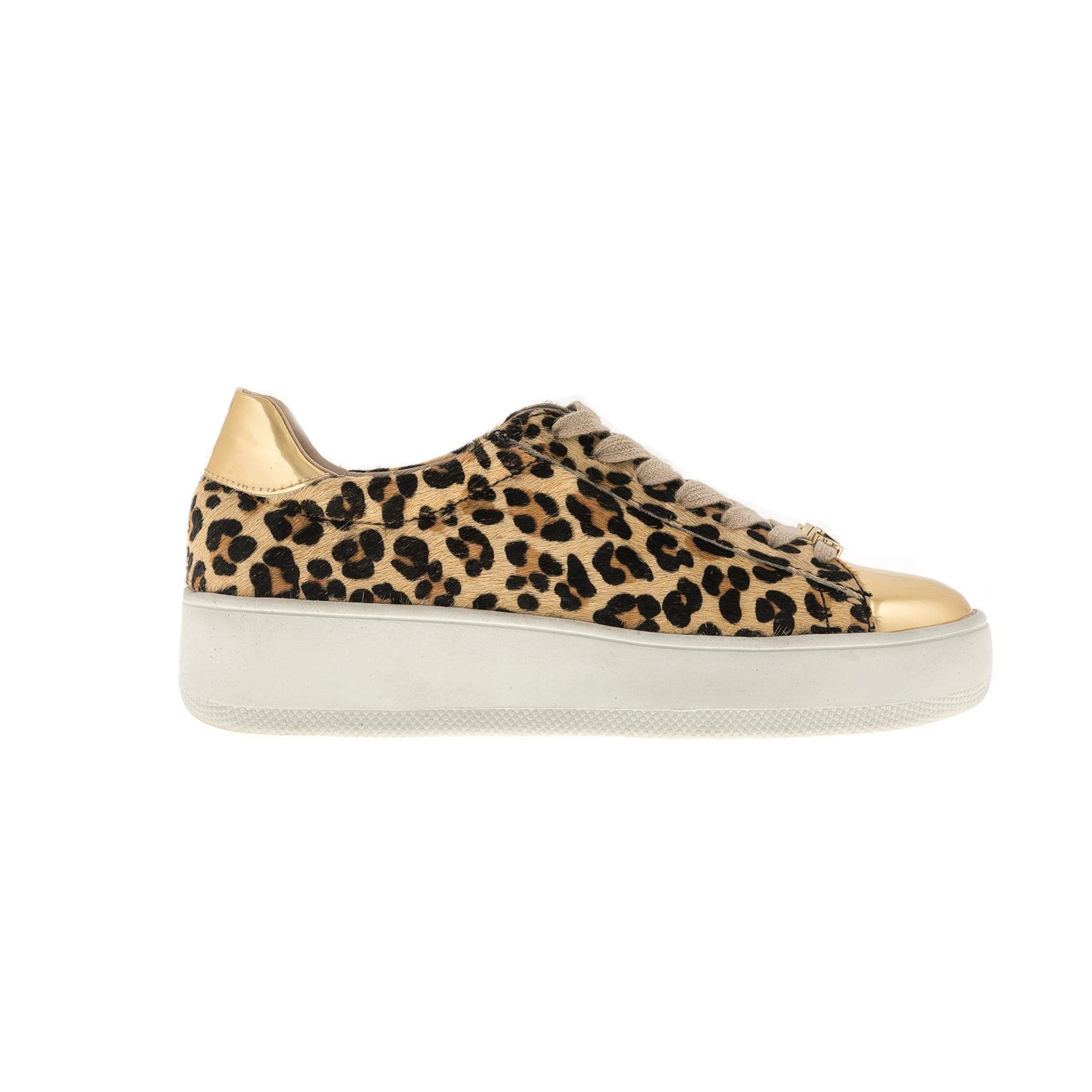 JUICY COUTURE – Γυναικεία παπούτσια JUICY COUTURE BELINNDA λεοπάρ