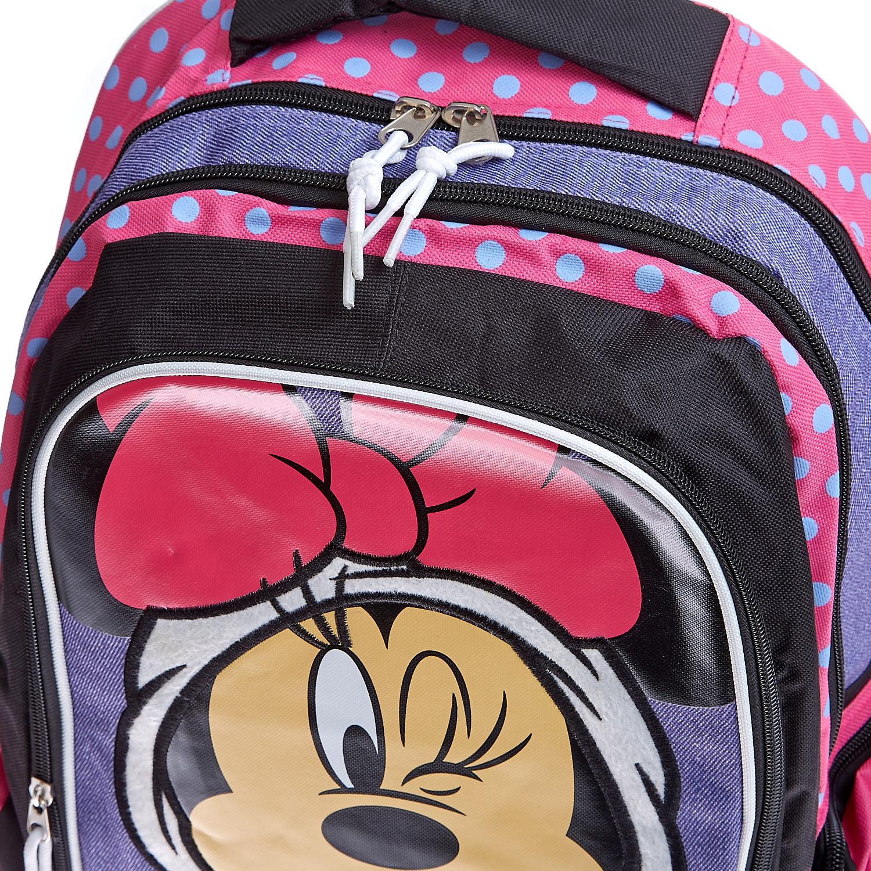 7ac4afe60f GIM - Παιδική τσάντα Gim MINNIE μωβ-ροζ