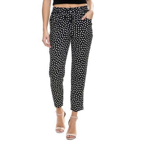 Γυναικείο παντελόνι JUICY COUTURE μαύρο φλοράλ (1535346.0-7404 ... 172aeede0c0