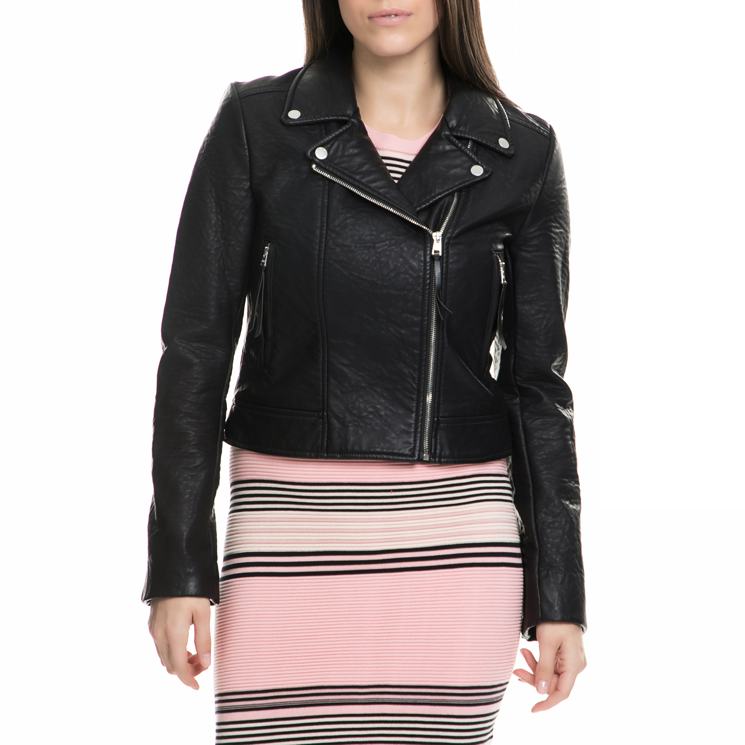 JUICY COUTURE – Γυναικείο τζάκετ JUICY COUTURE μαύρο 8fc0deb0174