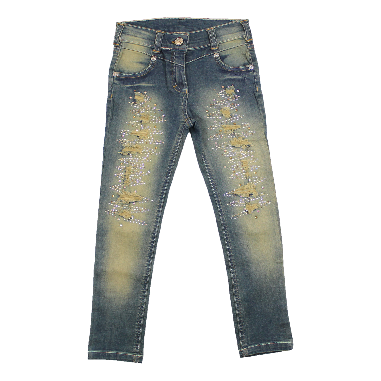 d5e0e480507 DMN – Παιδικό τζιν παντελόνι DMN μπλε
