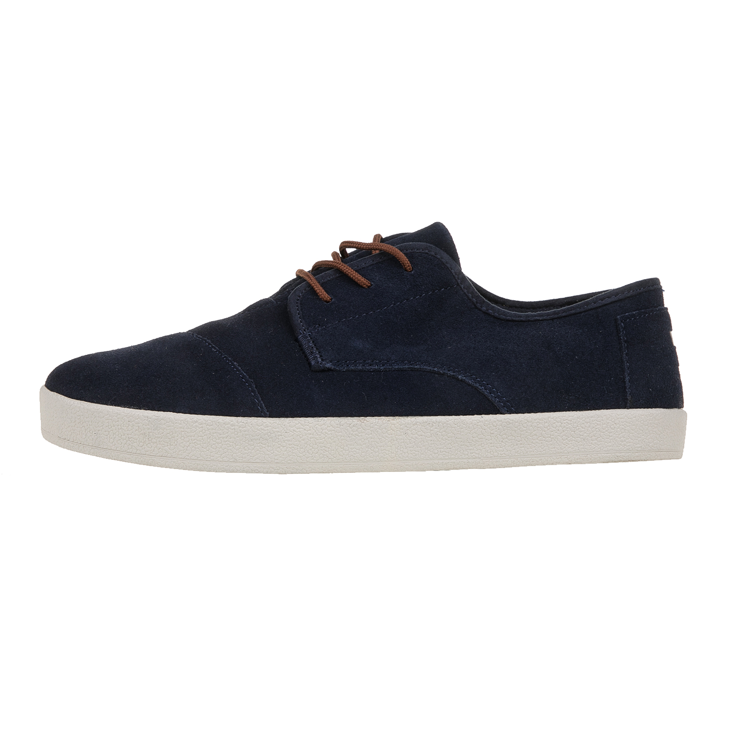 TOMS – Ανδρικά σουέντ sneakers TOMS μπλε σκούρα