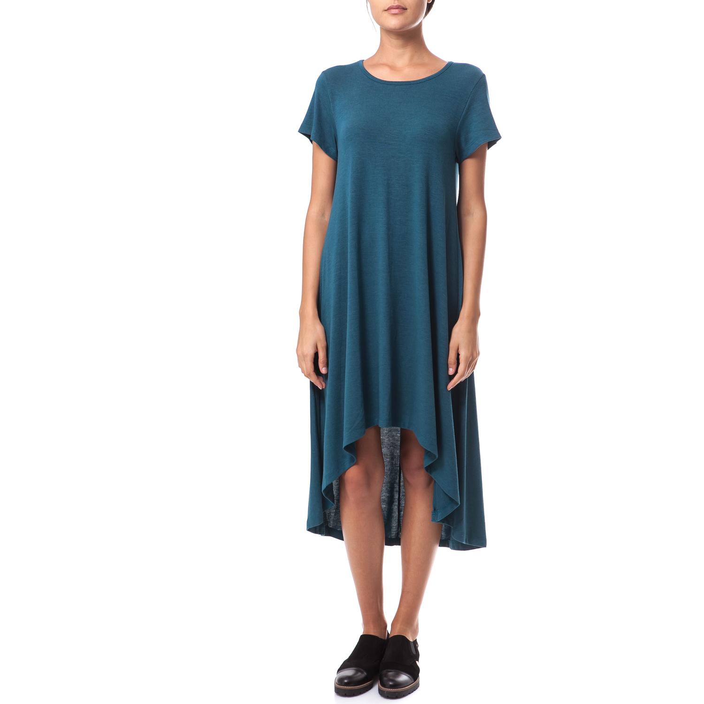 MY TIFFANY - Γυναικείο φόρεμα MY TIFFANY μπλε γυναικεία ρούχα φορέματα μίνι