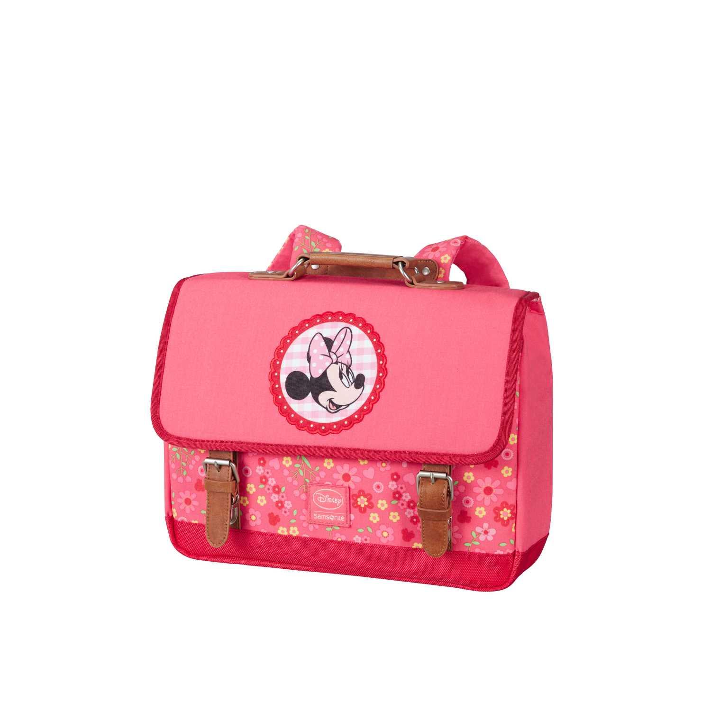 SAMSONITE - Παιδική τσάντα πλάτης SAMSONITE STYLIES SCHOOLBAG S DISNEY ροζ παιδικά girls αξεσουάρ τσάντες σακίδια