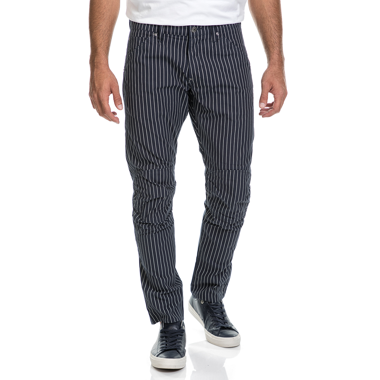 G-STAR RAW - Ανδρικό παντελόνι 3D Tapered COJ ανδρικά ρούχα παντελόνια chinos