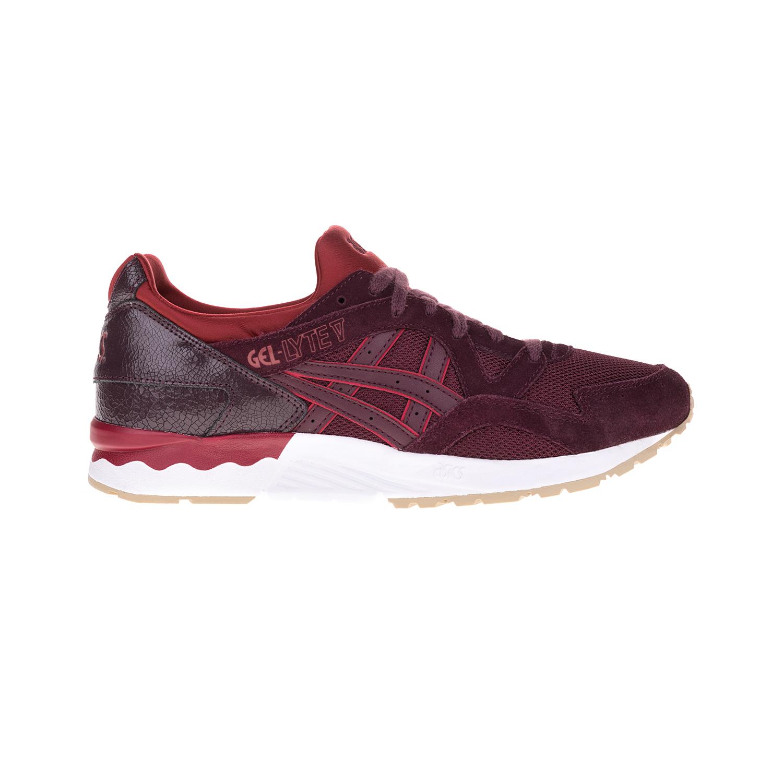 ASICS - Unisex παπούτσια GEL-LYTE V ASICS κόκκινα ανδρικά παπούτσια αθλητικά running