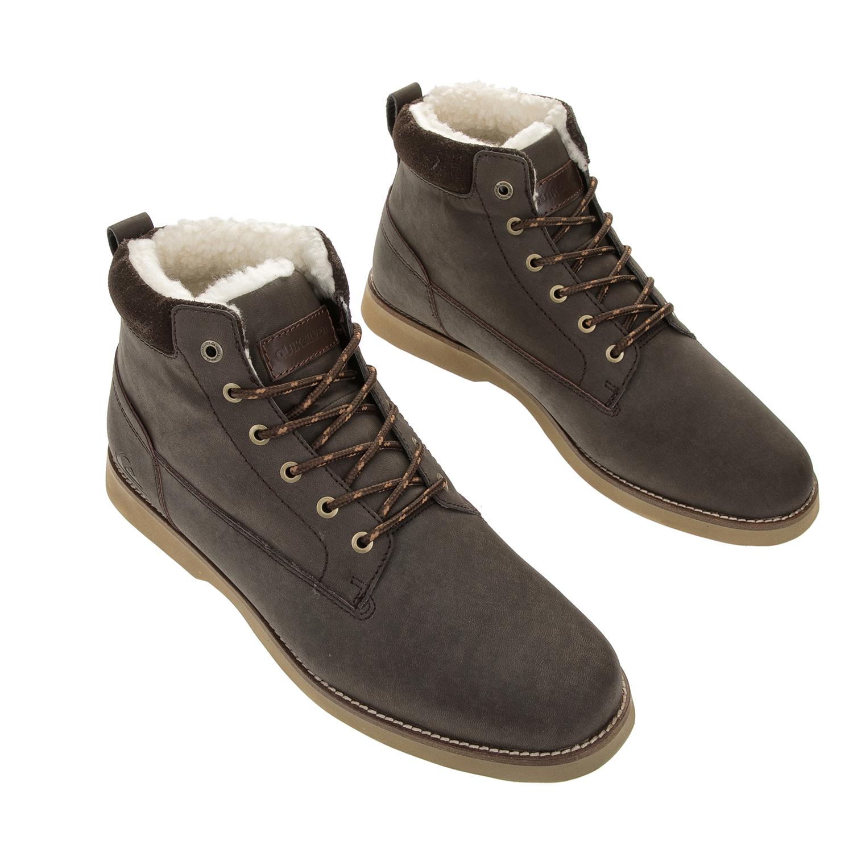 QUIKSILVER – Ανδρικά παπούτσια MISSION II QUIKSILVER καφέ