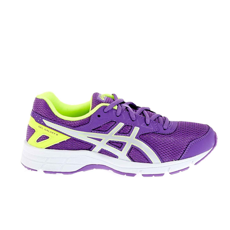 ASICS - Παιδικά παπούτσια Asics GEL-GALAXY 9 GS μωβ παιδικά boys παπούτσια αθλητικά