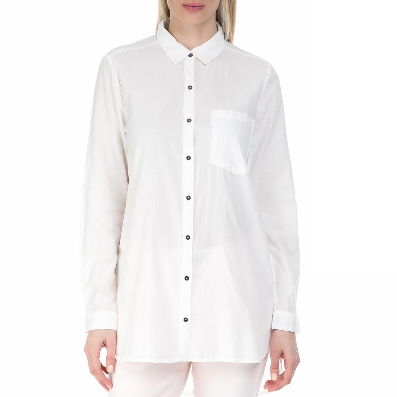 2ac2a13175a0 Γυναικεία   Ρούχα   Πουκάμισα   Γυναικείο πουκάμισο ριγέ Gaudi ...