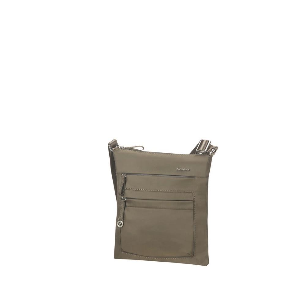 SAMSONITE - Γυναικεία τσάντα ώμου MOVE 2.0 MINI χακί γυναικεία αξεσουάρ τσάντες σακίδια πλάτης