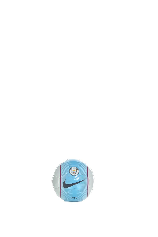 NIKE - Μπάλα ποδοσφαίρου Nike MCFC NK SKLS μπλε - λευκή γυναικεία αξεσουάρ αθλητικά είδη μπάλες