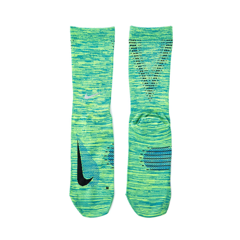 NIKE - Κάλτσες NIKE μπλε-πράσινες γυναικεία αξεσουάρ κάλτσες