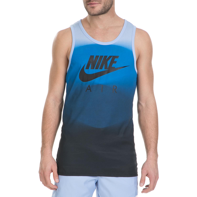 NIKE - Αμάνικη μπλούζα Nike μπλε