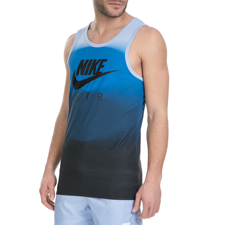 8beecb0f65dd NIKE - Αμάνικη μπλούζα Nike μπλε