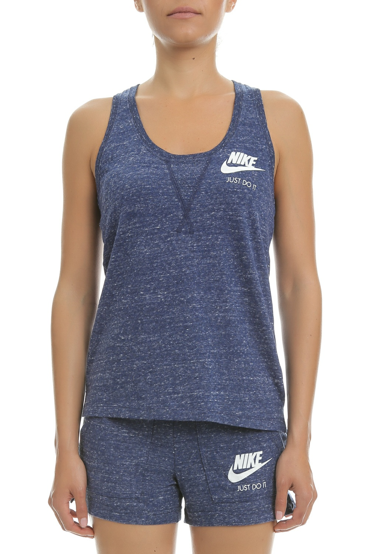 NIKE - Γυναικείο φανελάκι Nike μπλε