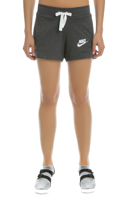 NIKE - Γυναικείο σορτς από τη Nike GYM CLC μαύρο γυναικεία ρούχα σορτς βερμούδες αθλητικά